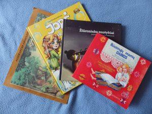 Knygelės, vertos lietuvės mamos lentynų